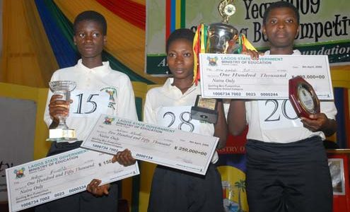 The Spelling Bee is an annual competition for public primary and secondary schools in Lagos -Nigeria. It was initiated and introduced to the Lagos State Ministry of Education by New […]