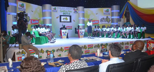 The 2016 Spelling Bee Competition was keenly contested. All contestants did very well to outclass one another.